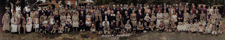 Adam Barner Family